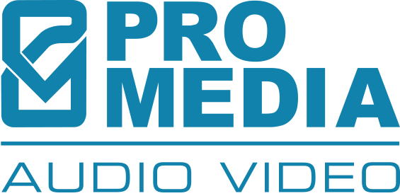 ProMedia Audio & Video
